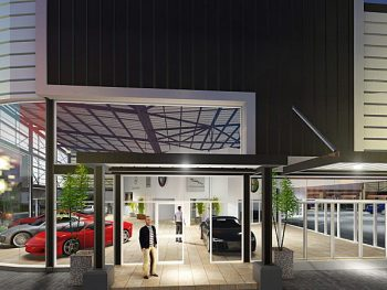 Moffett on Main Car Dealership